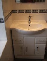 Bathroom refit in Harrow