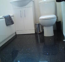 New bathroom in Hatch End