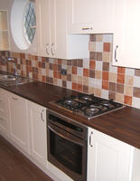 Kitchen refit in Harrow 2